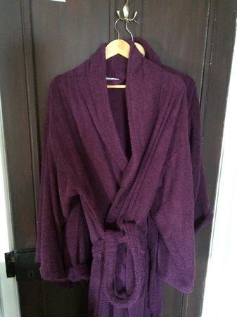 Dodleston Manor: Robes