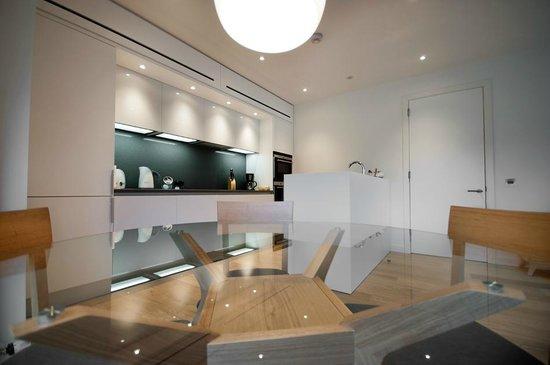 Scotia Grand Residence - Quartermile Apartments: Premium Kitchen Area