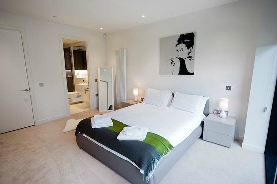 Scotia Grand Residence - Quartermile Apartments: Premium Bedroom