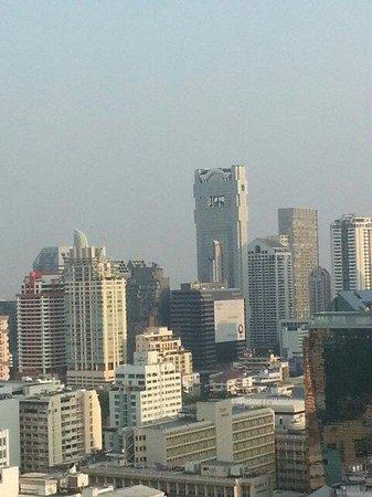 Le Meridien Bangkok: Blick aus dem 23. Stock