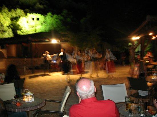 Lagomandra Hotel & Spa: Танцы