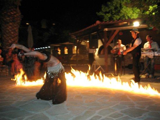 Lagomandra Hotel & Spa: Греческий вечер