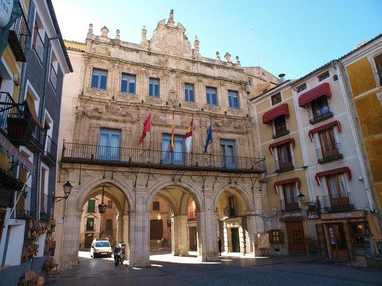 La Casita de Cabrejas : Plaza Mayor, Cuenca