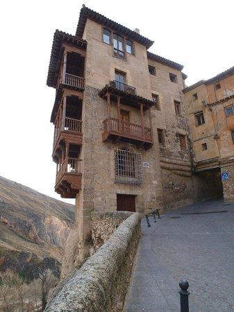 La Casita de Cabrejas : Casas Colgadas, Cuenca