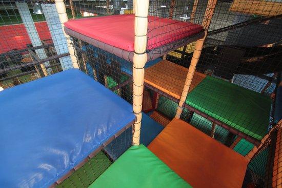 The Play Farm: Inside the play area