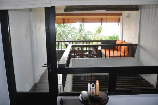 Hikka Tranz by Cinnamon: Balcony