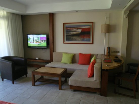 Shandrani Beachcomber Resort & Spa: salon