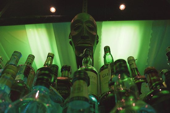 Afrika Lounge Bar: Bottles