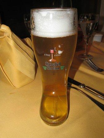Zum Stiefel: Zwickel bier