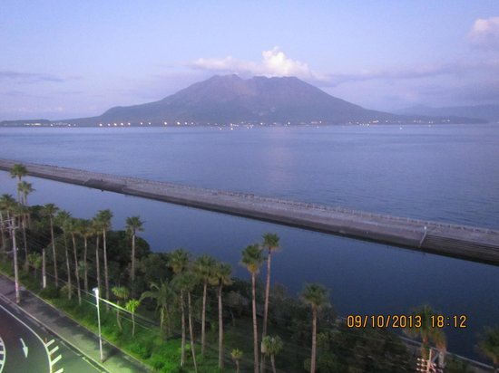 Marine Palace Kagoshima: revisit after 16 mths to view Sakurajimi eruption