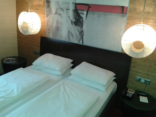 Soho Boutique Hotel : Habitacion Hote'