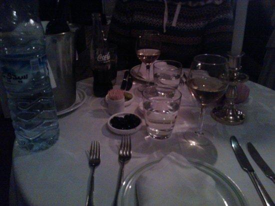 Al Fassia Aguedal: table