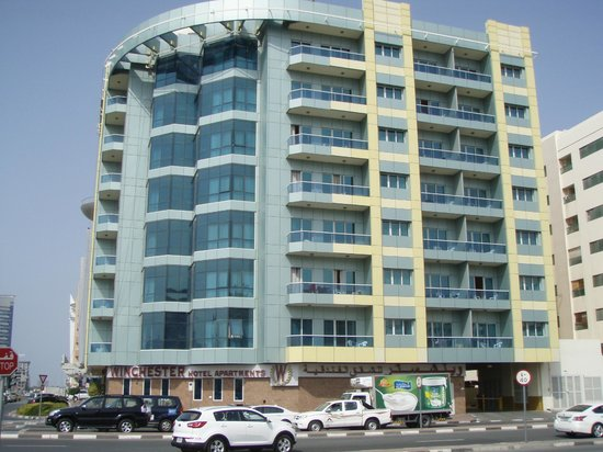 Winchester Grand Hotel Apartments Bur Dubai