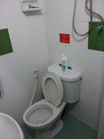 iHouse : toilettes