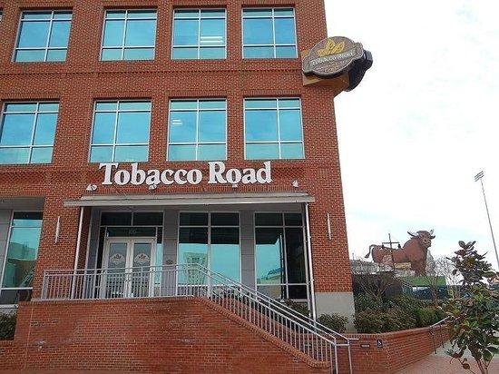 Tobacco Road Sports Cafe Durham Parking