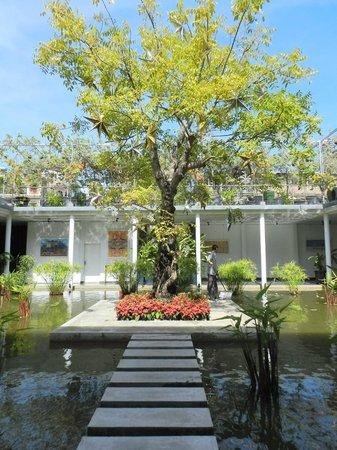 The Plantation Urban Resort and Spa: Entrance