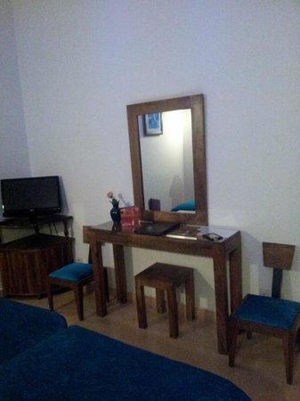 Riad Bahia Salam: Chambre