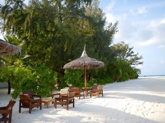VOI Maayafushi Resort: relax