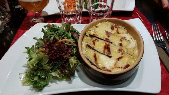 Restaurant Entre Nous: Gratin de diot
