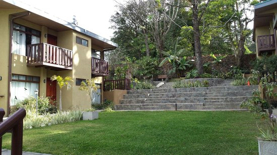Monteverde Country Lodge: A great rustic place to stay