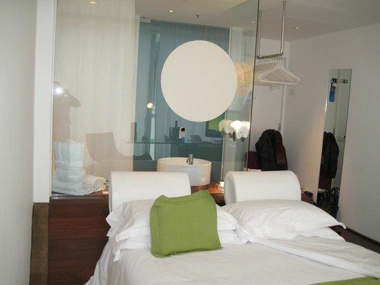 Radisson Blu es. Hotel, Roma: Номер