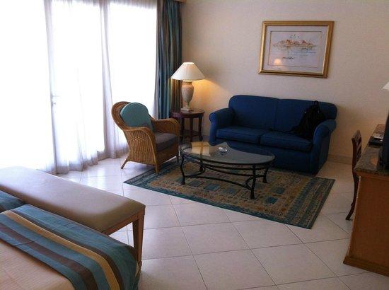 Maritim Jolie Ville Golf & Resort: my room