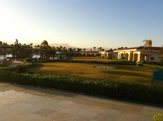 Maritim Jolie Ville Golf & Resort: part of the hotel grounds