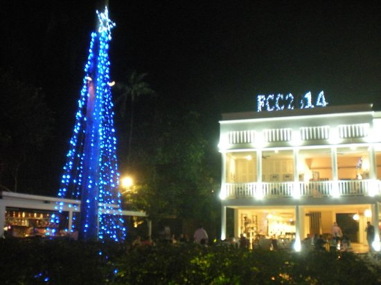 FCC Angkor: hotel front