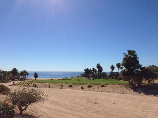 Cabo Real Golf Course: View