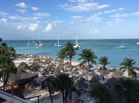 Playa Linda Beach Resort: view from room