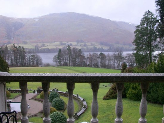 Macdonald Leeming House, Ullswater: View from room