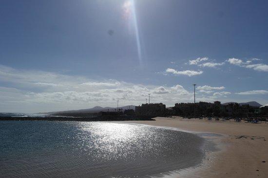 Barcelo Fuerteventura Thalasso Spa : Beautiful view of the beach