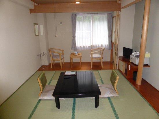 """Ginsenkaku: camera da letto versione """"giorno"""""""