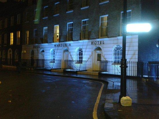 Wardonia Hotel: Hôtel
