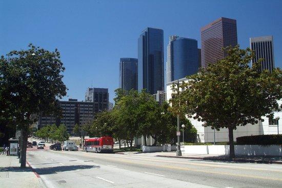 Los Angeles, Kalifornien: Downtown