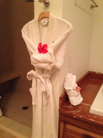 The Phoenix Resort : Bathrobe