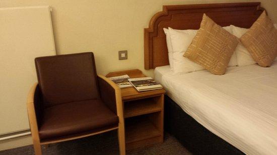 Mercure Edinburgh City - Princes Street Hotel: 1st room