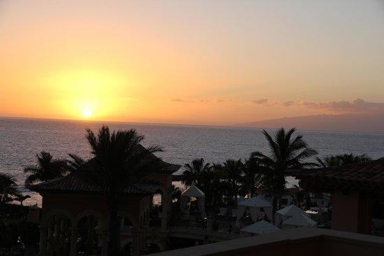 IBEROSTAR Grand Hotel El Mirador: Blick vom Balkon