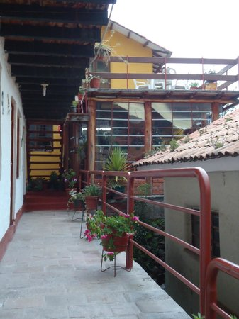 Samay Wasi Youth Hostels Cusco: Entrada
