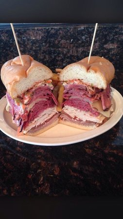 Rockafellas: Best sandwiches in Temecula!!!