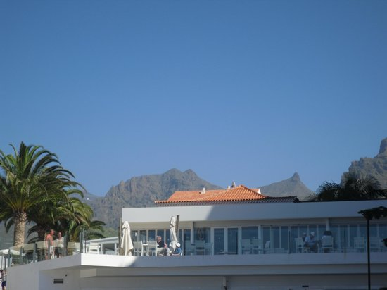HOVIMA Costa Adeje: View from pool
