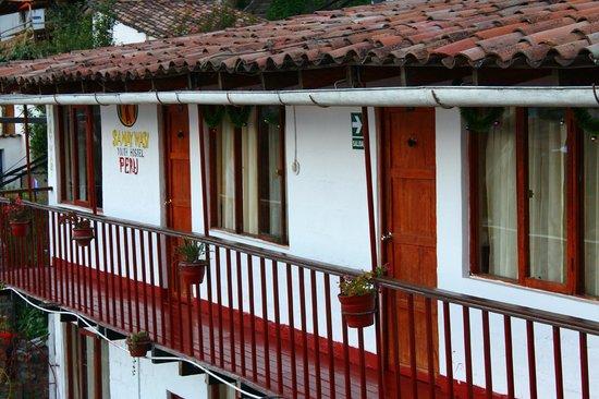 Samay Wasi Youth Hostels Cusco : Quartos