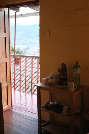 Samay Wasi Youth Hostels Cusco: Cortesia... coca!!