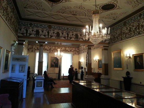 Dublin Writers Museum: The Upstairs Display Room