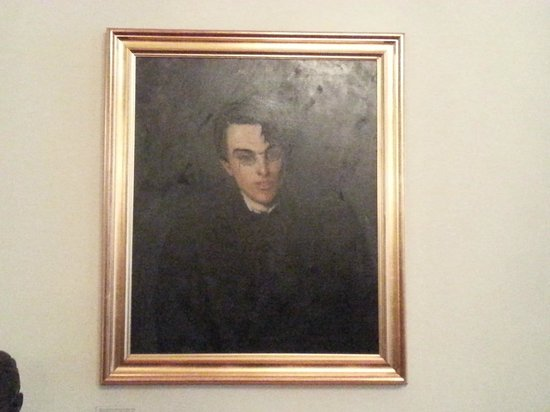Dublin Writers Museum: A Young Yeats