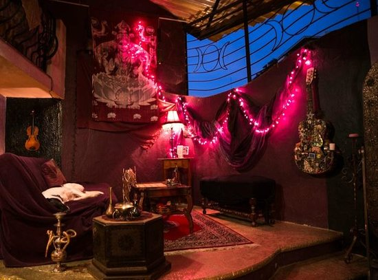 Uncommon Grounds Chill Out Lounge: Decor