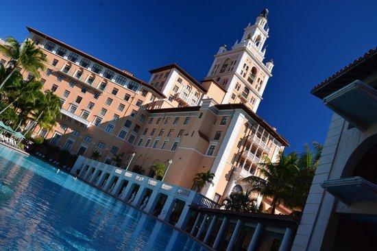 The Biltmore Hotel Miami Coral Gables: hôtel cote piscine