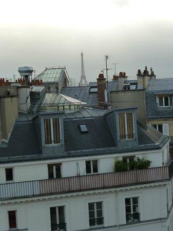Libertel Montmartre Opera: Da ist er!