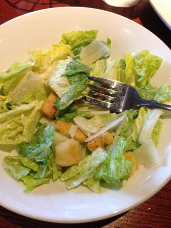 Red Lobster: Caesar Salad