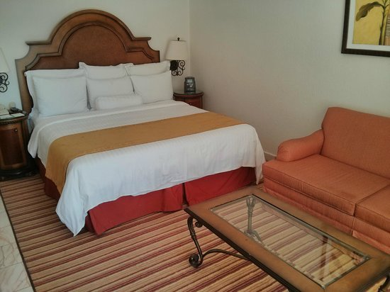 CasaMagna Marriott Cancun Resort : Quarto